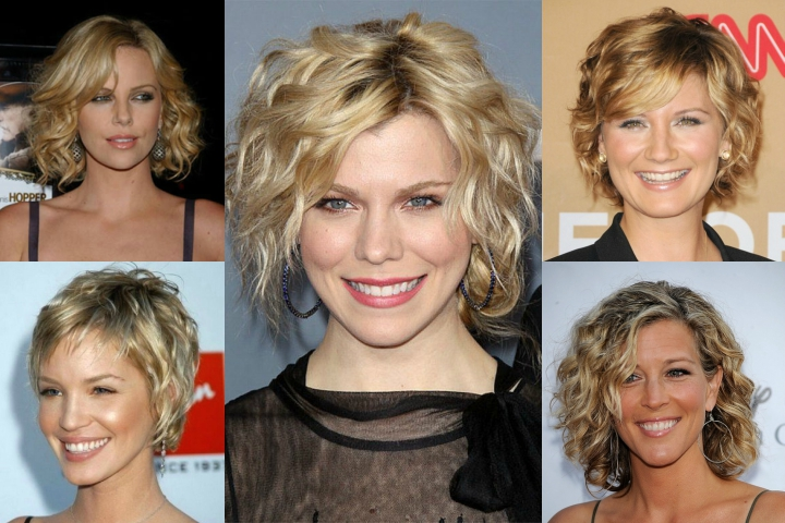 13 Mind-Blowing Short Curly Haircuts for Fine Hair