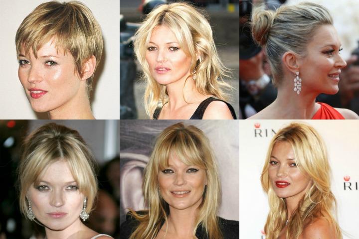 Top 20 Kate Moss Hairstyles & Haircut Ideas