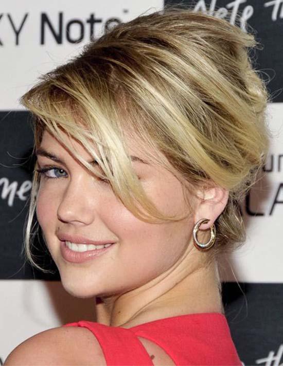 Kate Upton Medium-Blonde-side-view