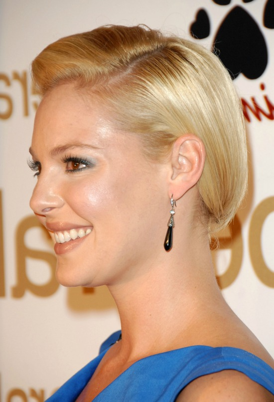 Katherine Heigl Short Haircut