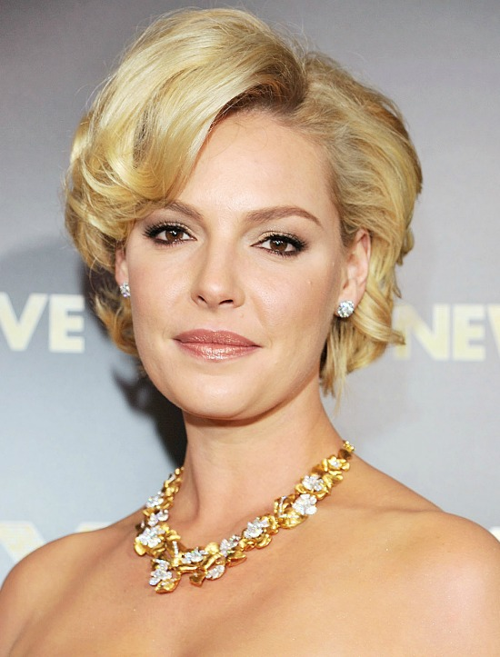 Katherine Heigl Short Hairstyle