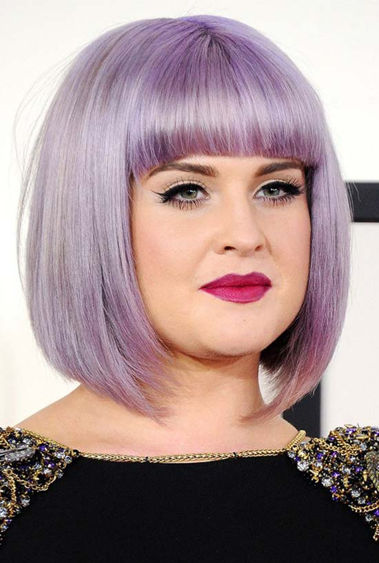 Kelly Osbourne With Medium Hair