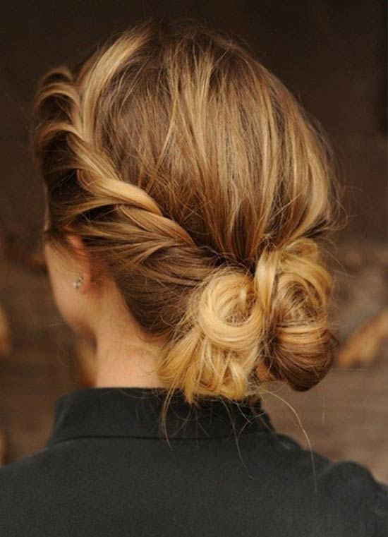 Lauren Ambrose Prom Hairstyle