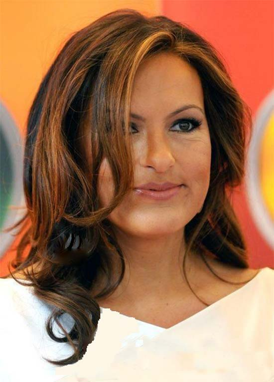 Marista Hargitay Long Lob Layers
