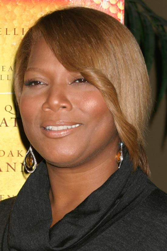 Queen Latifah Bob-Hairstyle