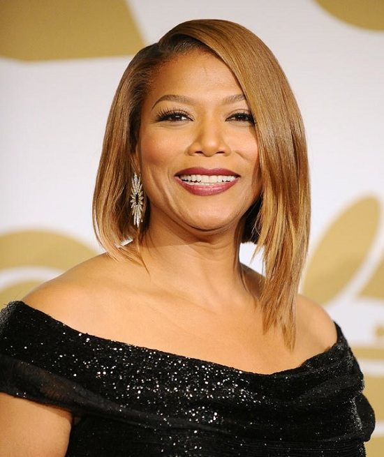 Queen Latifah Medium Bob Hair