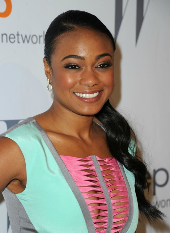 Tatyana Ali Long Hairstyle