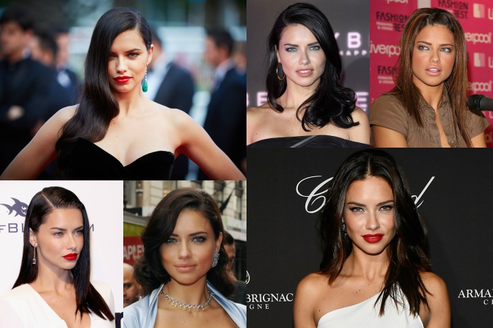 Top 17 Adriana Lima Hairstyles & Haircut Ideas For You To Try