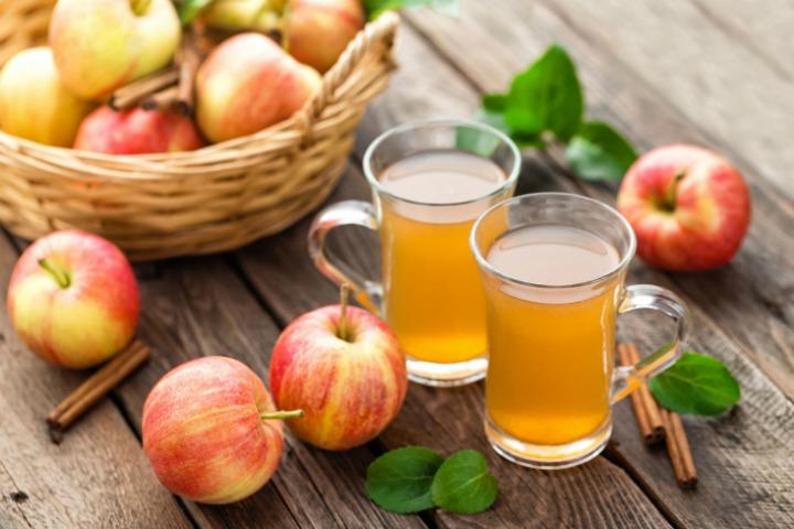 apple cider vinegar sore throat