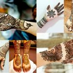 Top 40 Eye Catching Arabic Mehndi Designs – Latest Collection