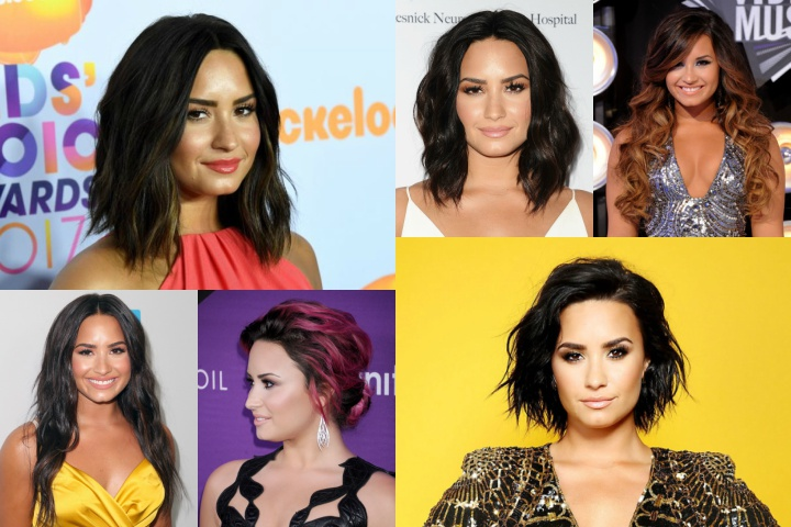 Top 32 Demi Lovato Hairstyles & Haircut Ideas For You To Try