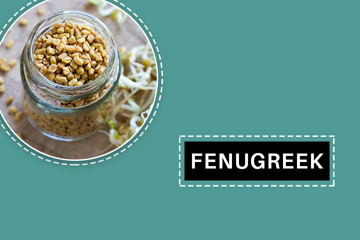 fenugreek paste for breast firming