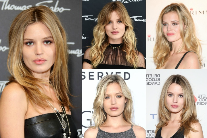 14 Georgia May Jagger Hairstyles – Latest Hairstyles & Haircuts