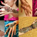 20 Beautiful Glitter Mehndi Designs for Every Occasion