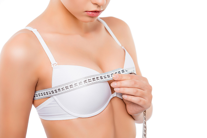 how to tighten breast muscles at home