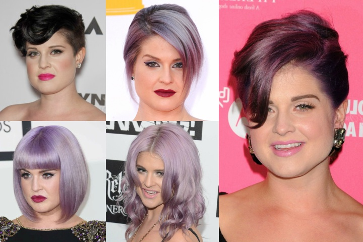 20 Kelly Osbourne Hairstyles & Haircuts – That Will Inspire You