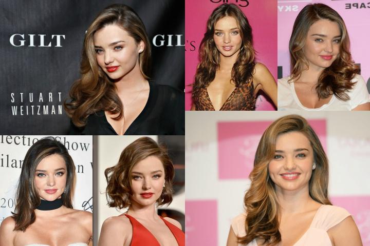 Top 30  Miranda Kerr Hairstyles & Haircuts Over the Years