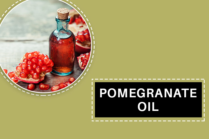 pomegranate oil for breast enlargement