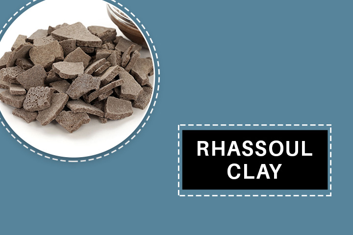 rhassoul clay for breast firming