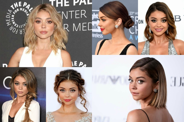 sarah hyland hairstyles