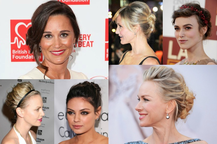 30 Gorgeous Updos for Short Hair Ideas you Must Try Immediately!