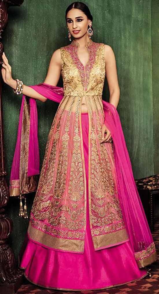 25 Latest Bridal Lehenga Choli For Girls