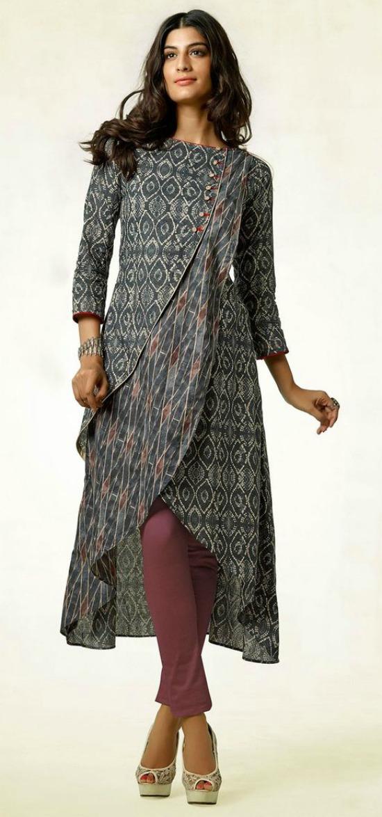 34 Beautiful Kurti Designs That Will Look Good On Every Woman