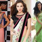 13  Gorgeous Pics of Amy Jackson in Saree
