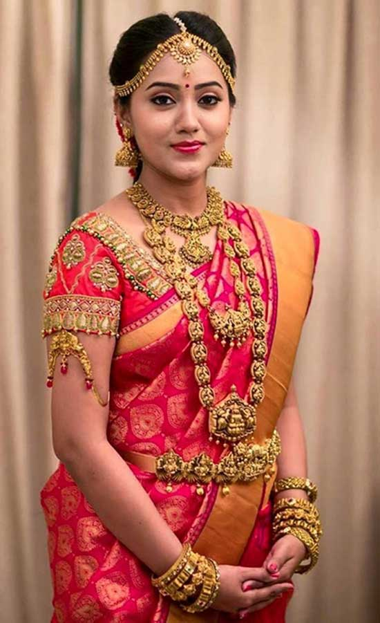 15 Best Traditional Pattu Sarees