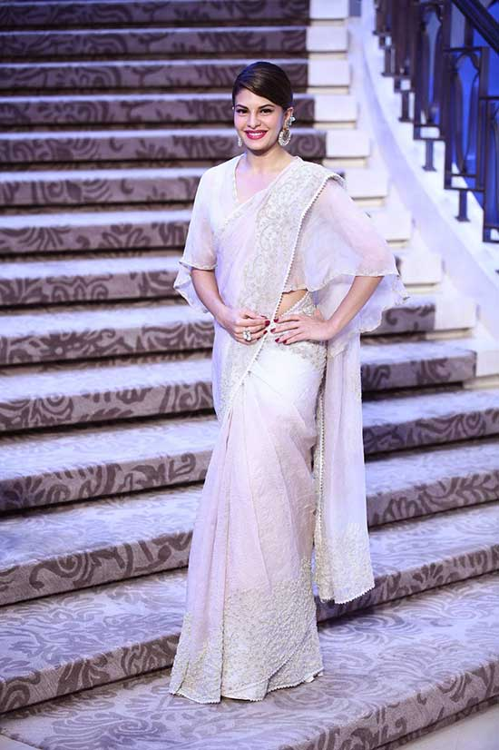 Jacqueline Fernandez at the Lakme Grand Finale