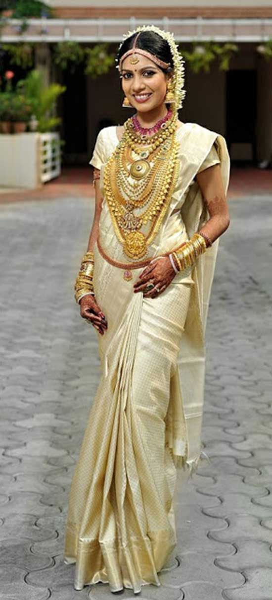 Kerala wedding-dresses