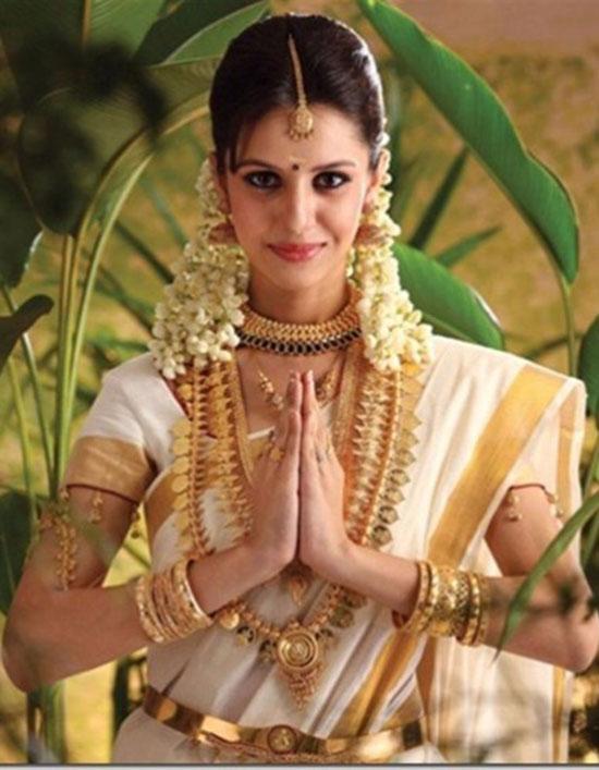 Koyal rana saree Bhima jewellers