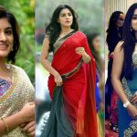 15 Beautiful Pics of Niveda Thomas In Saree