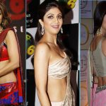 19 Awesome Pics of Shilpa Shetty in Saree