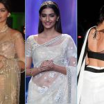 20 Awesome Pics of  Sonam Kapoor in Saree
