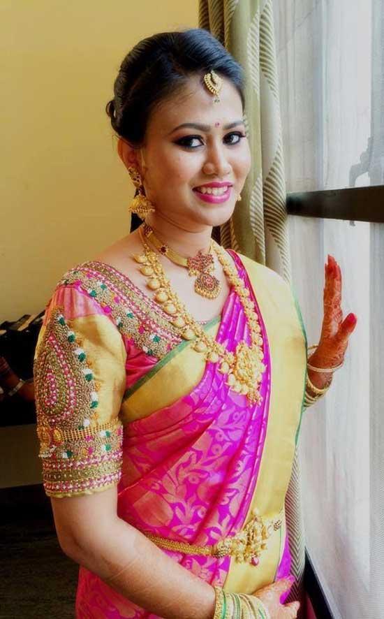 kanichipuram silk pattu saree