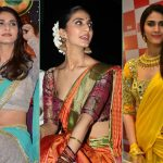 9 Gorgeous Pics of Vaani Kapoor in  Saree