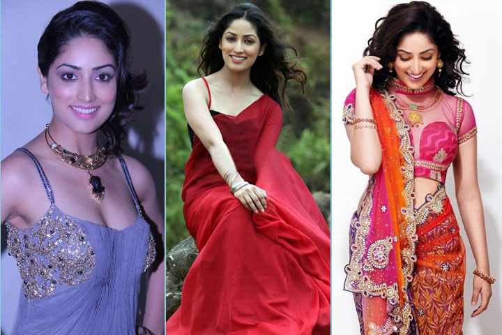 11 Trendy pics of Yami Gautam in Saree