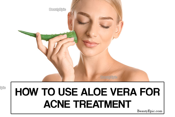 How to Use Aloe Vera for Acne?