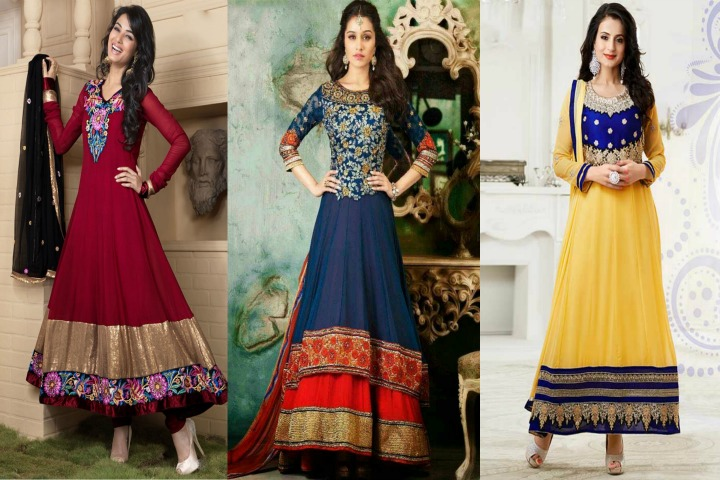 20 Different Types of Anarkali Suits That Matches Your Body Type Perfectly