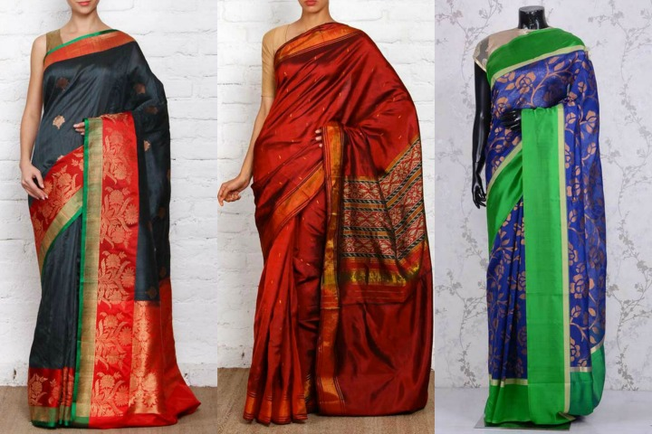 20 Latest Banarasi Silk Sarees