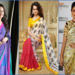 Top 20 Bollywood Actress in sarees