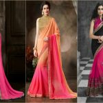 27 Latest and Stylish Blouse Design Patterns for Chiffon Sarees