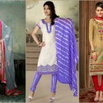 15 Latest Cotton Churidar Suit Catalog For Womens
