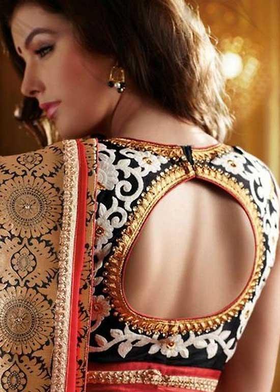 fashion-twist-blouse-design