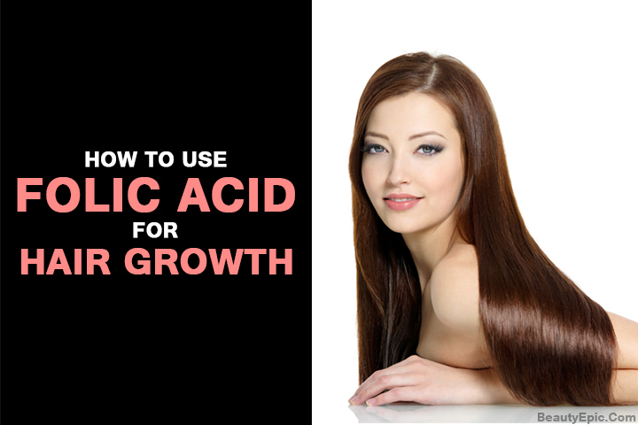 How to Grow Your Hair Faster Naturally with Folic Acid