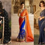 20 Best Georgette Saree Designs For Women