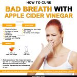 How Does Apple Cider Vinegar Cure Bad Breath?
