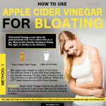 How To Take Apple Cider Vinegar for Bloating?