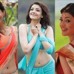 20 Beautiful Pics of Kajal Agarwal in Saree